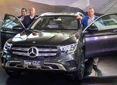 Mercedes-Benz GLC SUV facelift launched in India; prices start at Rs 52.75 lakh