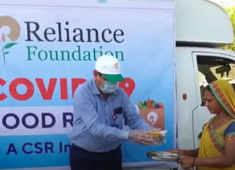 COVID-19 lockdown: Reliance to provide meals for 3 crore Indians