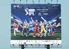 Will the IPL face the same fate as other sporting events?