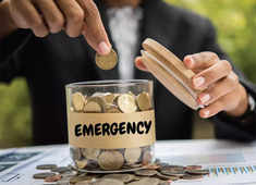 Emergency fund: The ratio determining how much to set aside, where to invest