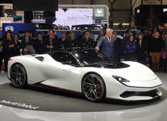 Pininfarina Battista: World's fastest electric supercar from Mahindra