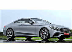 Autocar show:  Watch Mercedes AMG S 63 Coupe first drive review