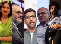 Meet the global CEOs of Indian origin
