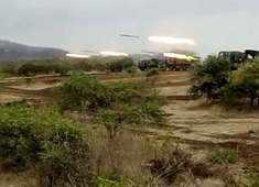 Watch: Indian Army's BM 21 Grad artillery firing at Deolali firing range