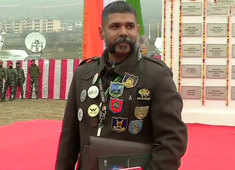 Pulwama attack: This man collected soil from homes of all 40 martyrs to build memorial