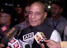 Rajnath Singh on 'Shastra Puja': I did what I thought was appropriate