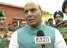 What happens in future depends on circumstances: Rajnath Singh on India's nuclear policy