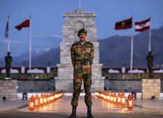 India battles both China and Pakistan