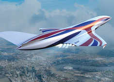 The era of 'hypersonic' jet planes gets closer