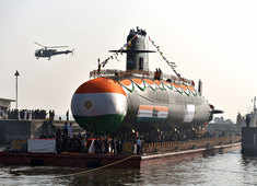 Navy gets its third Scorpene submarine under P-75, to be commissioned as INS Karanj