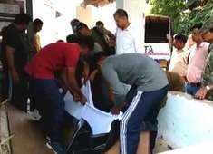 CRPF jawan deployed at EVM strong room in Kondagaon dies of heart attack