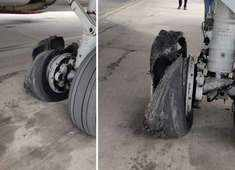 SpiceJet flight lands safely at Jaipur Airport despite tyre burst