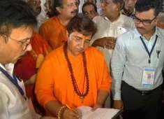 Pragya Singh Thakur wins Bhopal LS seat by over 3 lakh votes