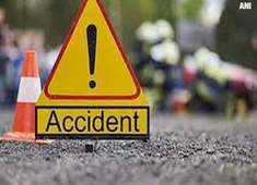 UP: Bus mows down pilgrims sleeping on road; 7 dead