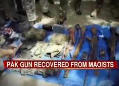 Pak army gun found after encounter with maoists: Chhattisgarh DG confirms