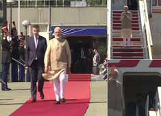 PM Modi leaves for United Arab Emirates from Paris