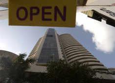 Sensex jumps 600 points, Nifty tops 8,450; India VIX eases 3%