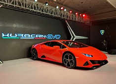 Lamborghini Huracan EVO launched at Rs 3.73 crore