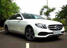 Autocar First drive: 2019 Mercedes E-class