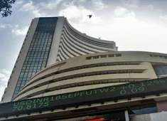 Sensex plunges 383 points; Nifty holds 11,700