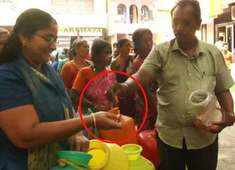 TN water woes: Tokens issued to residents to avail water supply