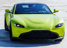 Aston Martin launches all new Vantage in India at Rs 2.86 crore