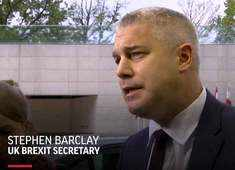 Deal with EU still very possible: Stephen Barclay, Brexit secretary