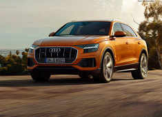Audi Q8 launched in India. Check price, features and specifications