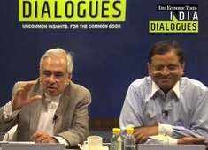 ET India Dialogues: Where do we see the investment logjam breaking?