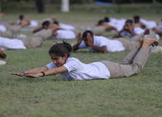 Locals receive training in weapons and border management to check Pakistan threat