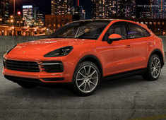 Porsche launches Cayenne Coupe. Check price & features