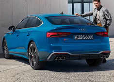 Audi drives in the new S5 Sportback with 354 hp and 500 Nm of torque at Rs 79.06 lakh