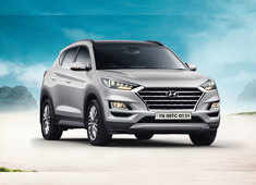 The all-new Hyundai Tucson introduces a kinetic design with 190 PS of power