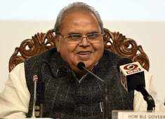 If there is firing from other side, you can't give bouquets in return: J&K Governor Malik