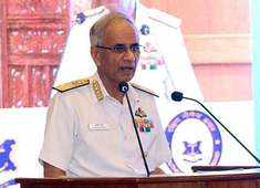 We believe in 'collective military competency': Indian Navy Chief Admiral Karambir Singh