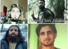 Four terrorists involved in killing of RSS leader in Kishtwar