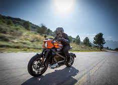 Harley-Davidson suspends production of electric motorcycle LiveWire