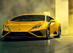 Lamborghini Huracan Evo RWD launched in India. Check price and features