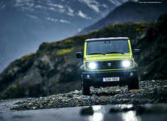 Maruti Suzuki Jimny showcased at Auto Expo. Check features