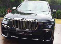 Autocar show First drive: 2019 BMW X7