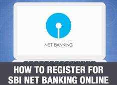 How to register for SBI net banking online