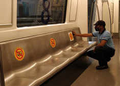 Delhi Metro gears up to restart post-lockdown