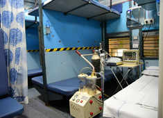 Covid-19 outbreak: Indian Railways to convert train coaches into isolation wards