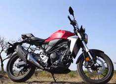 Autocar Show First Ride: Honda CB300R