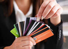 Why you should have 2-3 credit cards