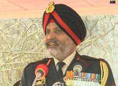 Stop your child from going on path of militancy: Lt Gen KJS Dhillon urges Kashmiri mothers