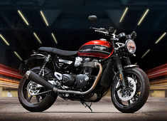 Triumph launches all-new Speed Twin at Rs 9.46 lakh