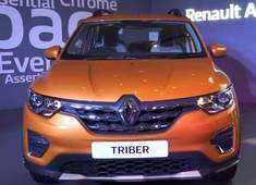 Autocar: Renault Triber first drive