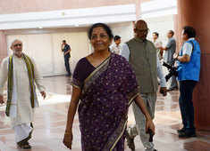 ETMarkets Special Podcast: What transpired when stockbrokers met Team Sitharaman
