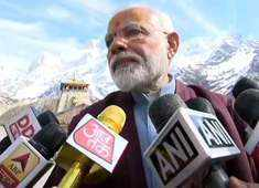 I don't ask for anything from God: PM Modi